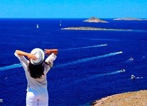 viaje de vacaciones en velero a croacia -islas kornati
