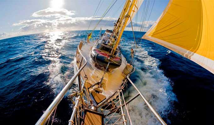 Viaje para Navegar en Velero