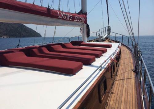 Hamacas de Viaje de vacaciones en Goleta