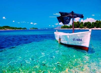 Alquiler de Barcos en la costa de Croacia