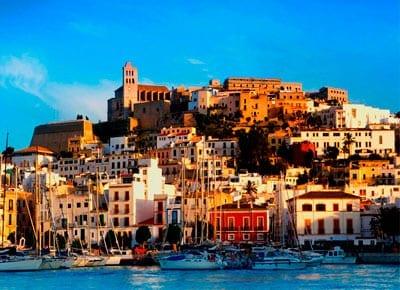Alquiler de Barcos en las islas de Ibiza y Formentera