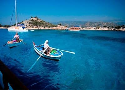 Alquiler de Barcos en Turquia