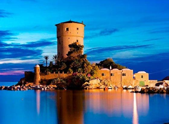 Navegar en Italia La Toscana
