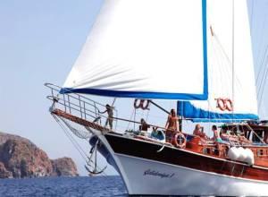 Tipos de Viaje en Veleros Goleta - Luxury
