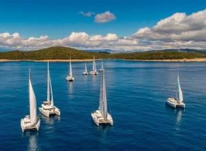 Viaje de Vacaciones en Velero tipo Catamarán - Premium