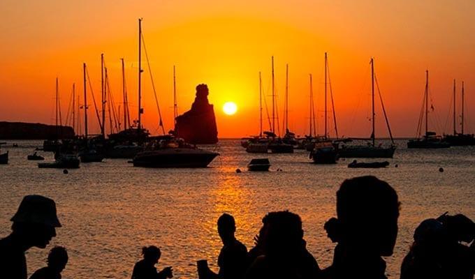 Viaje de vacaciones en velero a Ibiza y Formentera