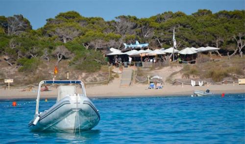 Illetes para navegar en Ibiza y Formentera
