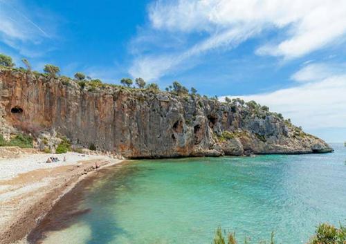 Navegar en Mallorca a Cala Magraner