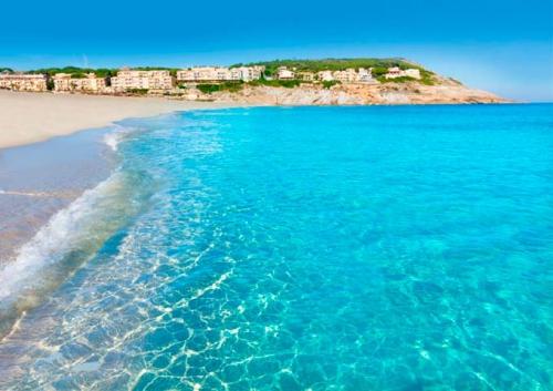 Playa de Cala Mesquida