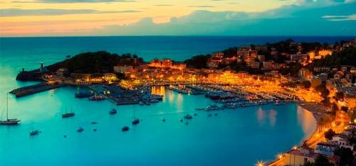 Navegar en Mallorca en el Puerto de Soller