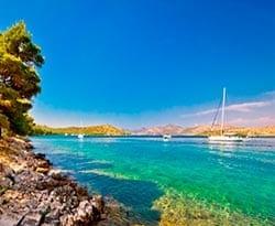 Navegar en Croacia - Islas Kornati - Campo de Boya