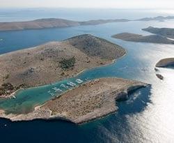 Navegar en Croacia - Islas Kornati - Marina Piskera