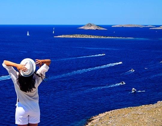 Navegar en Croacia - Islas Kornati