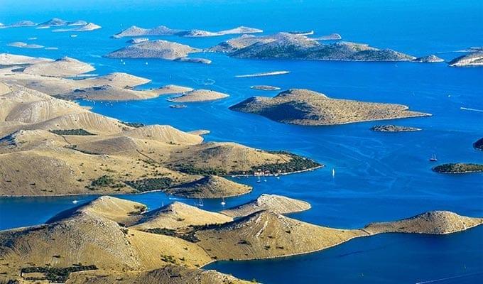 Viaje de Vacaciones en Velero a Croacia - Islas Kornati