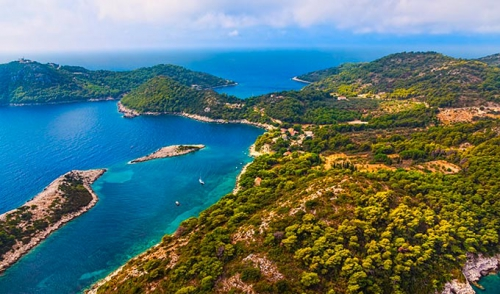 Viaje de Vacaciones en Velero a Croacia - Islas Kornati - Luka Zut