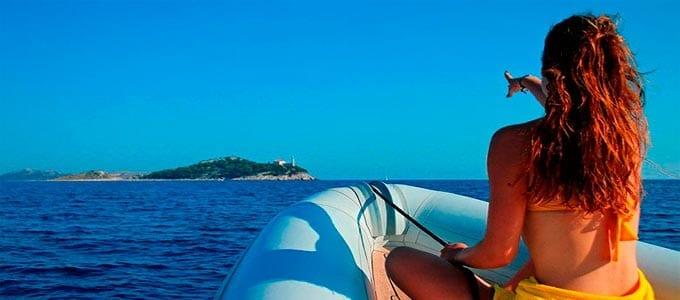Viaje de Vacaciones en Velero a Croacia - Islas Kornati - Verano