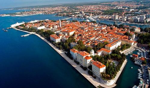 Viaje de Vacaciones en Velero a Croacia - Islas Kornati - Zadar
