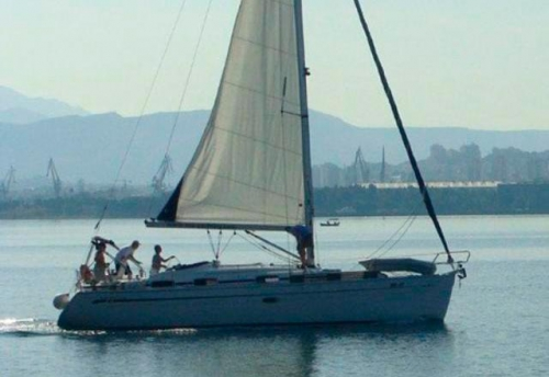 Navegando del Alquiler de Velero Bavaria 37 en Croacia