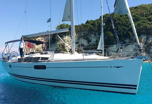Fondeo del Alquiler de Veleros Sun Odyssey 44i en Croacia