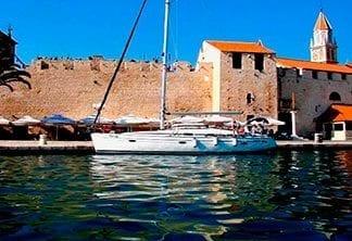 Alquiler de Veleros en Croacia - Islas de Split