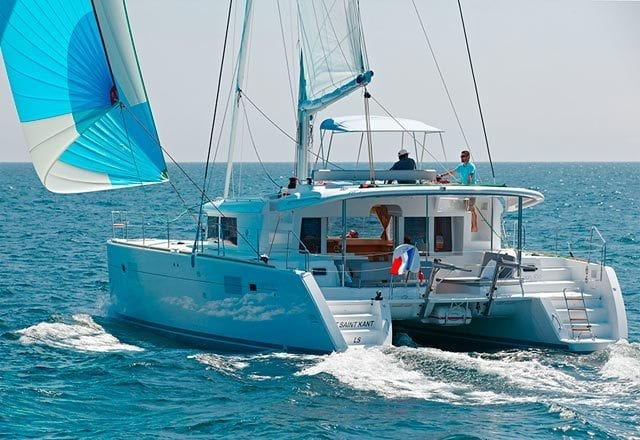 Alquiler de Catamarán Lagoon 450 en Grecia