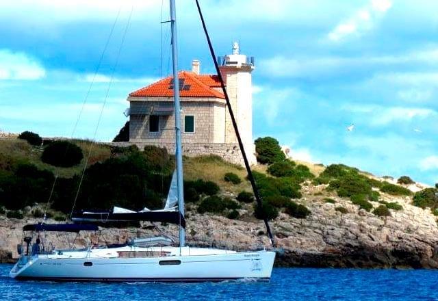 Alquiler de Veleros Sun Odyssey 44i en Croacia