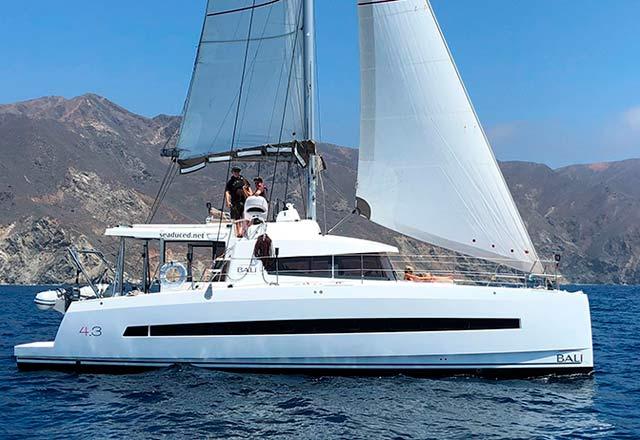 Alquiler de Catamaran Bali 43 en Grecia