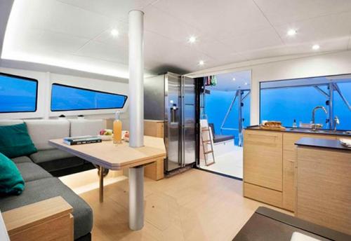 Salón del Alquiler de Catamarán Bali 45 en Mallorca