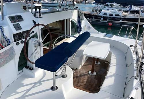 Bitácora del Alquiler de Catamaran Lagoon 380 en Grecia