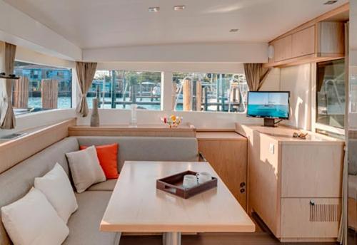 Salón del Alquiler de Catamaran Lagoon 39 en Mallorca