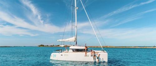 Vacaciones en un Alquiler de Catamaran Lagoon 39 en Mallorca