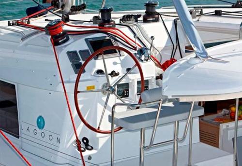 Bitácora del Alquiler de Catamaran Lagoon 400 en Menorca