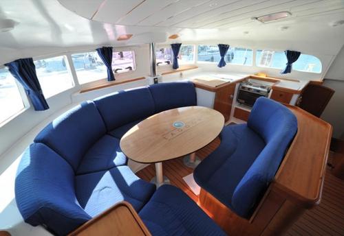 Salón del Alquiler de Catamarán Lagoon 410 en ITalia