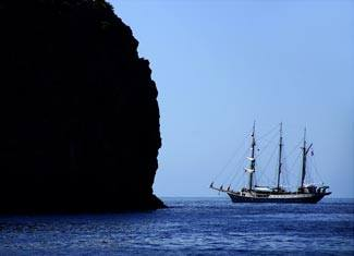 Alquiler de Goleta en Mallorca