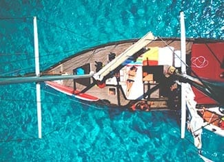 Alquiler de Goleta en Menorca