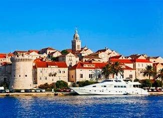 Alquiler de Yate de Lujo en Croacia