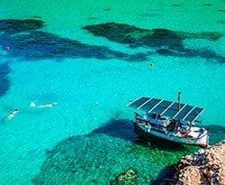 Turismo para Navegar en Ibiza y Formentera