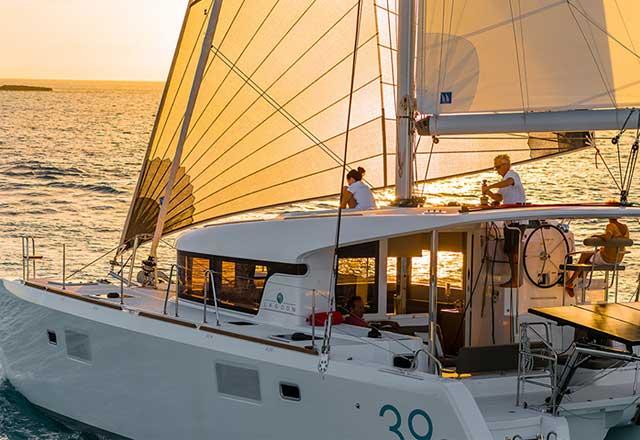 Alquiler de Catamaran Lagoon 39 en Mallorca