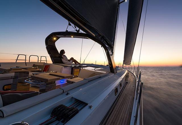 Principal de Alquiler de Velero Oceanis 48 en Mallorca