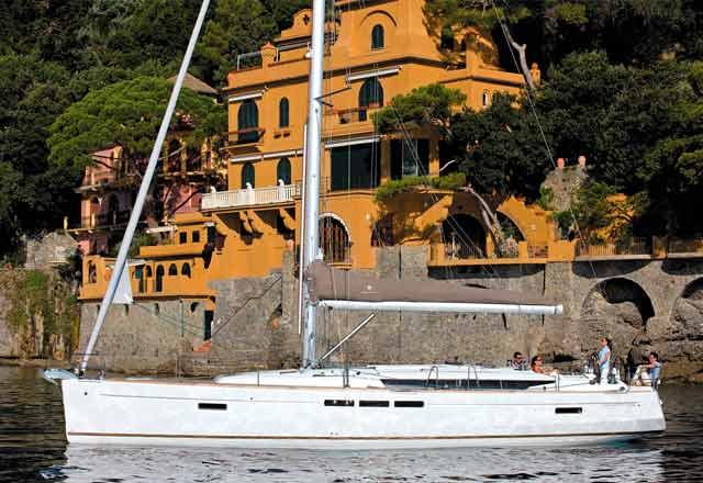 Principal de Alquiler de Velero Sun Odyssey 519 en Sicilia
