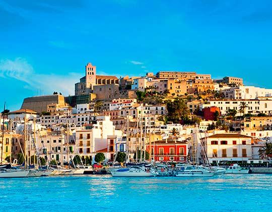 Navegar en Ibiza y Formentera