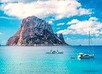 Que hacer en un viaje de vacaciones en velero a ibiza y formentera