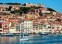 Que hacer en un viaje de vacaciones en velero a Italia - La Toscana