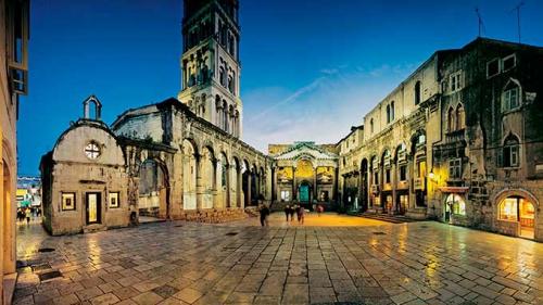 Viaje de Vacaciones en Velero desde Split