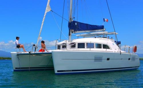 Vacaciones en el Alquiler de Catamaran Lagoon 38 en Denia