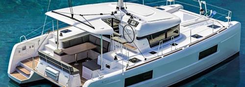 Perfil del Alquiler de Catamarán Lagoon 40 en Grecia