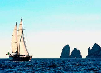Alquiler de Goleta en Sicilia