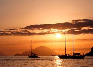 Alquiler de velero en Sicilia