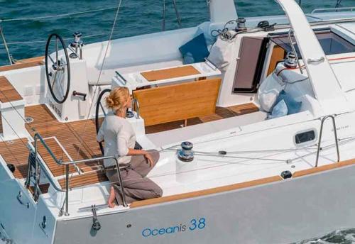 Bitácora del Alquiler de Velero Oceanis 38 en Sicilia
