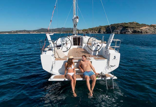 Vacaciones en el Alquiler de Velero Oceanis 38 en Sicilia